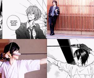 manga, seven days, and yaoi image