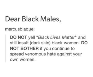 black power, injustice, and black lives matter image