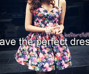 before i die, dress, and perfect image