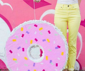 donuts and pinata image