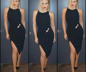 girl and khloe kardashian image