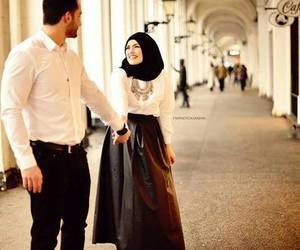 couple, muslim, and Turkish image