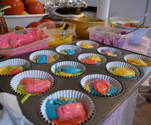 cupcake, food, and photography image