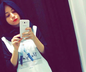 hijab, clothes, and fashion image