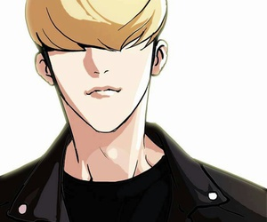lookism, jae yeol, and manhwa image