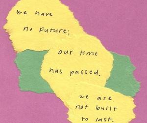 despair, handwritten, and quote image