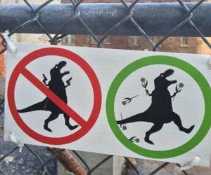 alternative, dinosaurs, and funny image