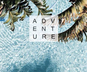 summer, water, and adventure image