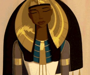 the prince of egypt and egyptianqueen image