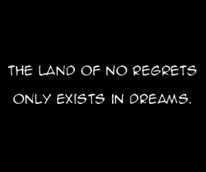 Dream, land, and quote image