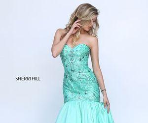 beads prom dress