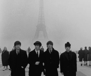 paris, the beatles, and beatles image