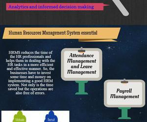 hr software, hcm software, and hrm system image