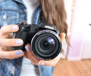 camera, photography, and nikon image