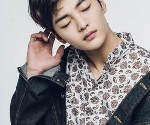 model, korean boy, and korean actor image