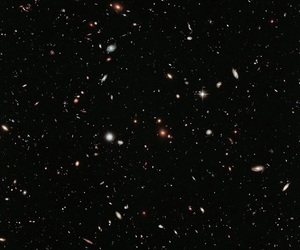 stars and deep field image