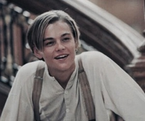 titanic, leonardo dicaprio, and boy image