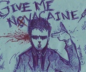 green day and give me novacaine image