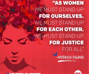 feminist, quote, and iwd image