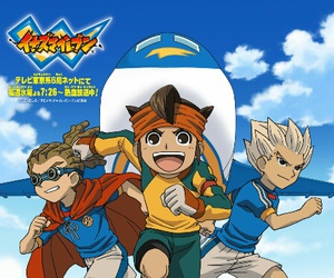inazuma eleven, mark evans, and jude sharp image