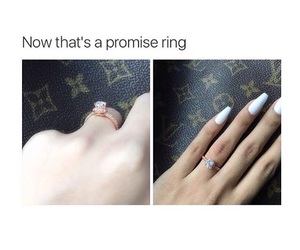 fashion, goals, and promise ring image