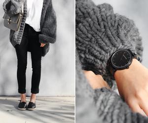 black, fashion, and mirjam flatau image