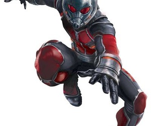 civil war, Marvel, and ant man image