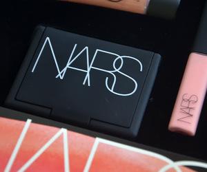 nars, girly, and make up image