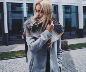 fashion, beauty, and blonde image