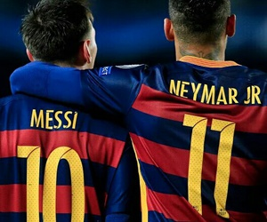 Barca, messi, and neymessi image