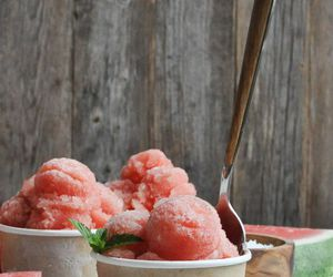 food, ice, and مثلجات image