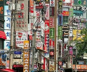 korea, aesthetic, and korean image