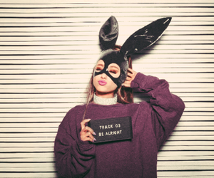 ariana grande, dangerous woman, and be alright image