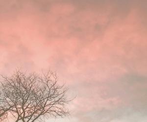 inspiration, pink, and sky image
