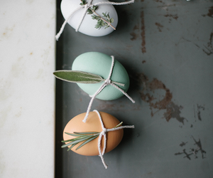decorating, diy, and easter image