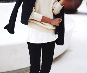 fashion, preppy, and style image