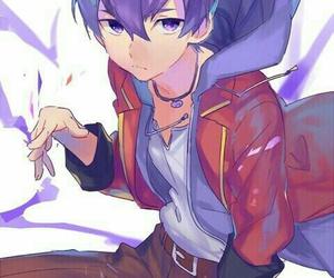 art, cute, and ichimatsu matsuno image