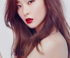 asian girl, pretty, and seulgi image