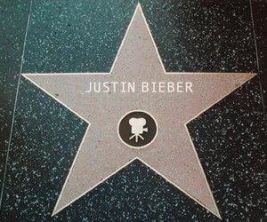 babe, Walk of Fame, and justin bieber image