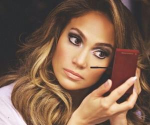 Jennifer Lopez, fashion, and beauty image
