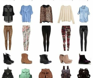 outfit, outfits, and perfectly image