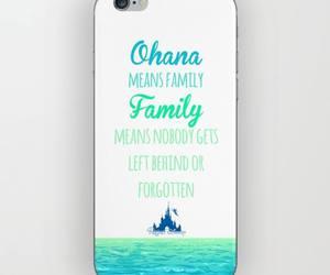 ipod, ohana, and family image