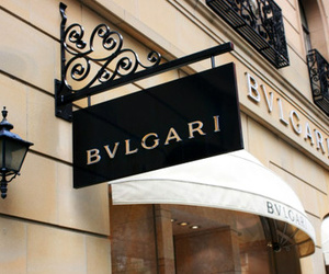 bvlgari, luxury, and shop image