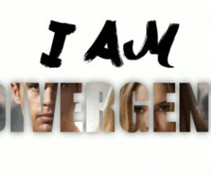 four, divergent, and tris image