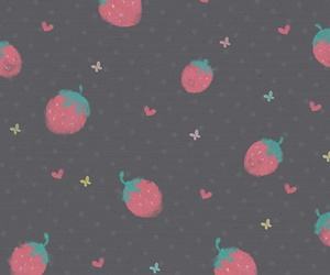 berry, pattern, and wallpapers image