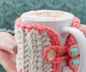 chunky, crochet, and crafts image