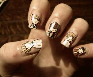 one direction, nails, and 1d image