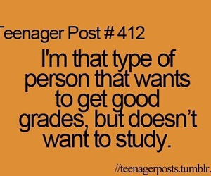 teenager post, study, and school image