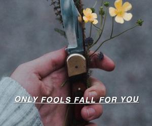flowers, troye sivan, and fool image
