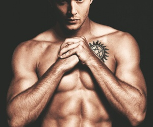 body, boy, and dean winchester image